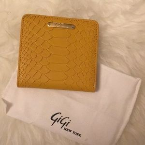 Gigi New York Mini Wallet
